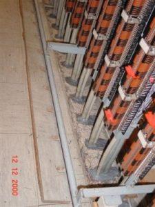 Schottsysteme für Kabel- und Mischbelegung