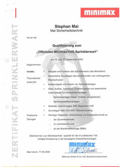 Qualifizierung zum